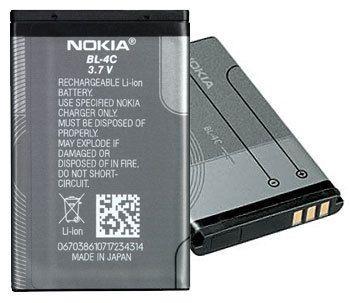 باتری اصلی نوکیا 6126 (BL-4C)
