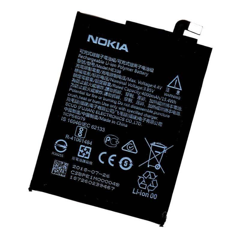 باتری اصلی نوکیا 2 (HE-338)