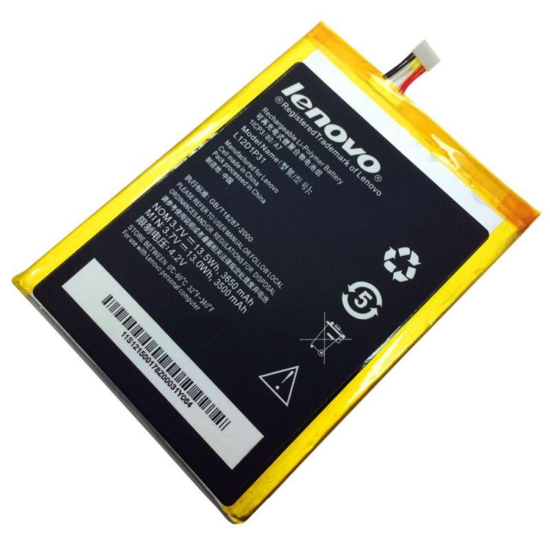 باتری اصلی تبلت لنوو  (L12D1P31)