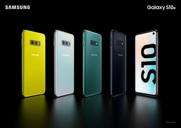 گوشی سامسونگ گلکسی S10 Plus 512G