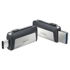 فلش مموری سندیسک Dual Drive USB3.1 TYPE-C 32G OTG