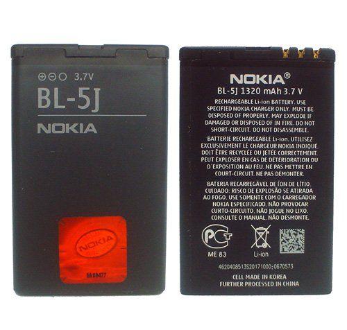 باتری اصلی نوکیا BL-5J