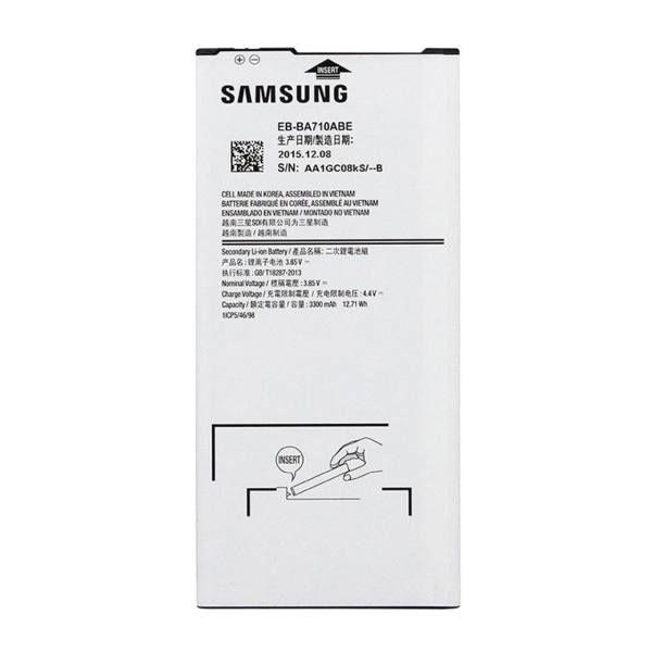 باتری اصلی سامسونگ گلکسی (A7 2015 (EB-BA700ABE