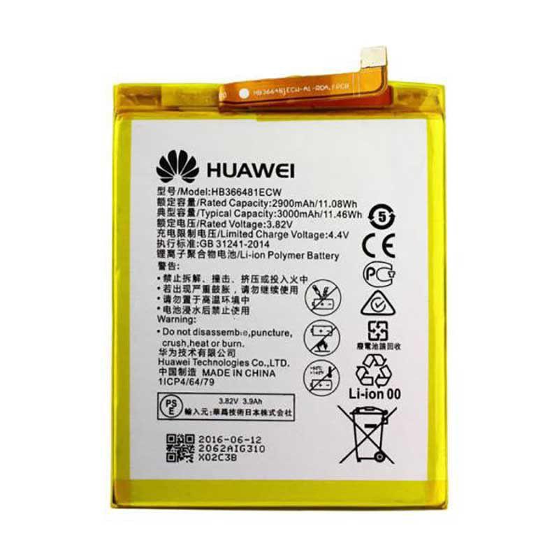 باتری اصلی هواوی P9 لایت  (HB366481ECW)