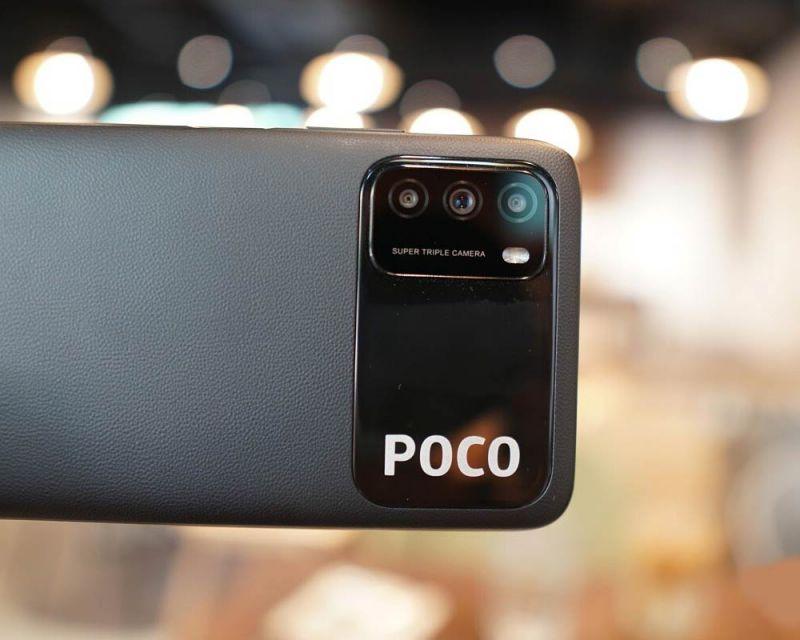گوشی موبایل شیائومی Poco M3 - ظرفیت 64 گیگابایت