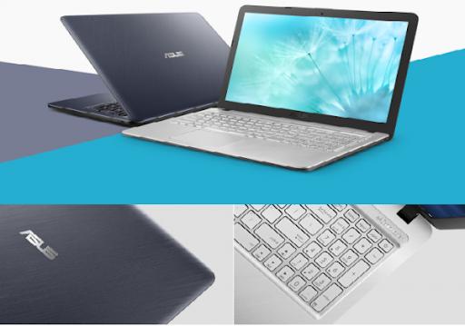 لپ تاپ ایسوس مدل X534MA N4000