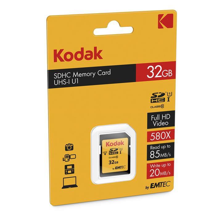 کارت حافظه کداکUHS-1 U1 32 G85MBps 580X