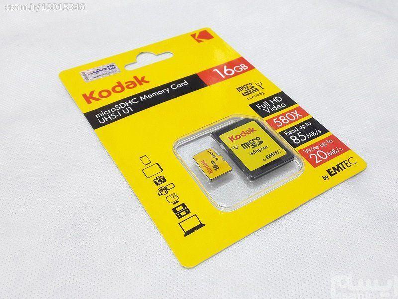 کارت حافظه کداک 16 گیگ 85MBps 580X
