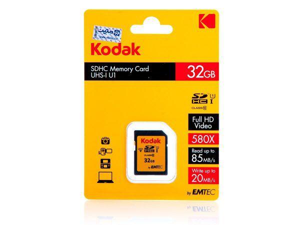 کارت حافظه کداک 32 گیگ 85MBps 580X