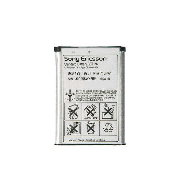 باتری اصل چینی سونی اریکسون (K310(BST-36