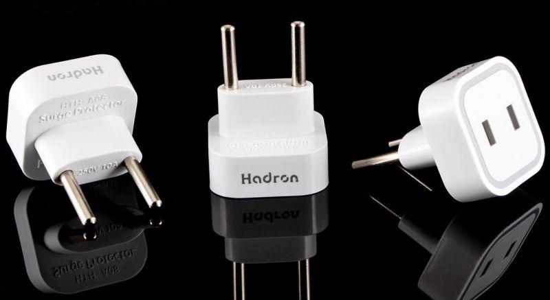تبدیل برق هادرون مدل HTH-A08 2*2