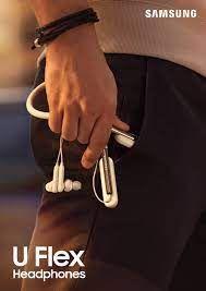 هدفون (های کپی) بی سیم سامسونگ مدل U Flex رم خور