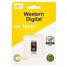 فلش ۶۴ گیگ وسترن دیجیتال Western Digital My Trust