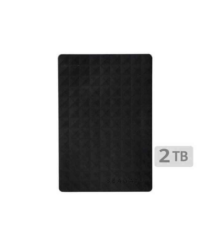 هارد اکسترنال سیگیت مدل Expansion Portable STEA2000400 ظرفیت 2 ترابایت