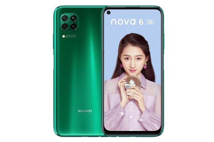 گوشی هواوی Nova 7i 128G