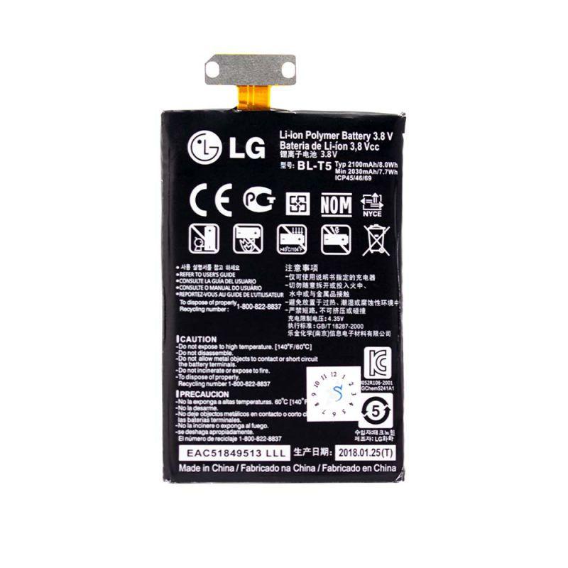 باتری اصلی ال جی نکسوس BL-T5