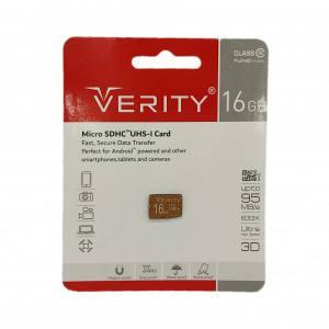 VERITY MEMORY CARD 16 G 95MB/S