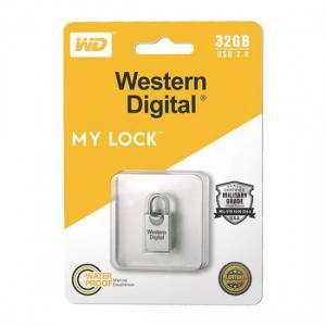 western my lock 32g