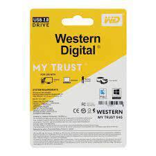 Western Digital My Trust 64G
