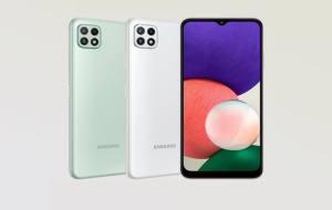 Mobile Samsung A22 4G 128G Ram6